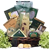 Great Arrivals Gourmet Cheese Gift Basket, Tempting Delights
