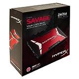 KINGSTON SHSS3B7A/240G 240GB HyperX SAVAGE SSD Bundle