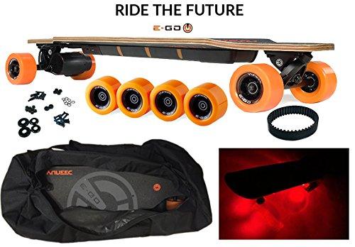 Yuneec E Go Cruiser Electric Skateboard Pro Pkg 4