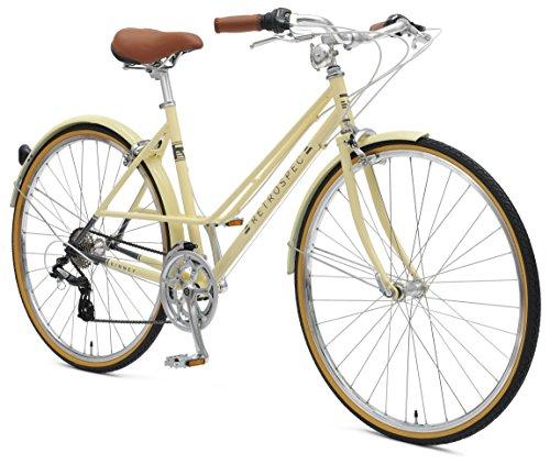 Retrospec Bicycles Kinney 14-Speed Vintage Hybrid Mixte Bicycle 1