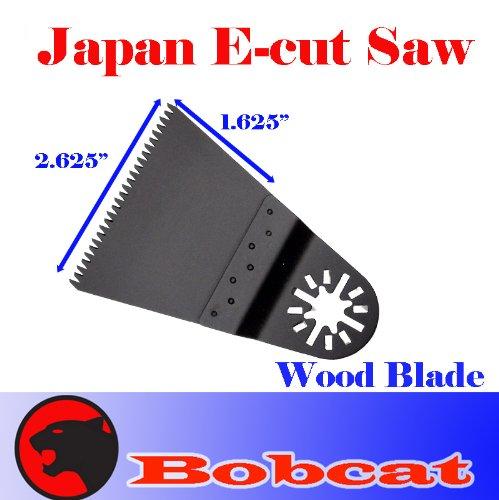 Japan Tooth Fast Cut Wide Oscillating Multi Tool Saw Blade For Fein Multimaster Bosch Multi-X Craftsman Nextec Dremel Multi-Max Ridgid Dremel Chicago Proformax Blades
