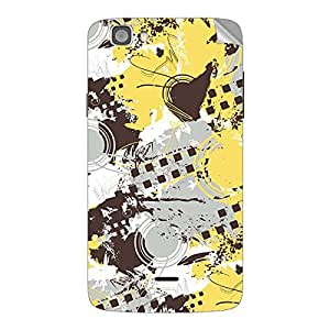 Garmor Designer Mobile Skin Sticker For XOLO ONE - Mobile Sticker