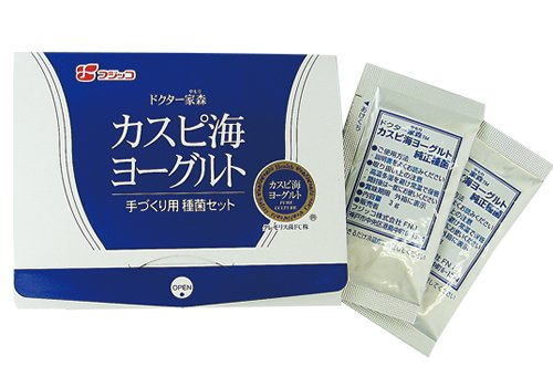 フジッコ カスピ海ヨーグルト手づくり用種菌(1セット)