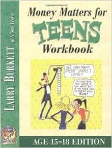Teens for book money