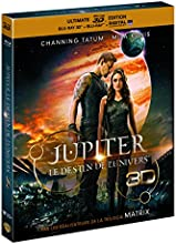 Jupiter : le destin de l'Univers [Ultimate Édition Limitée - Blu-ray 3D + Blu-ray + Copie digitale] [Ultimate Blu-ray 3D Edition - Blu-ray 3D + Blu-ray + Digital UltraViolet]