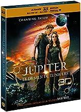 Jupiter : le destin de l'Univers [Ultimate Édition Limitée - Blu-ray 3D + Blu-ray + Copie digitale] [Ultimate Blu-ray 3D Edition - Blu-ray 3D + Blu-ray + Digital UltraViolet]