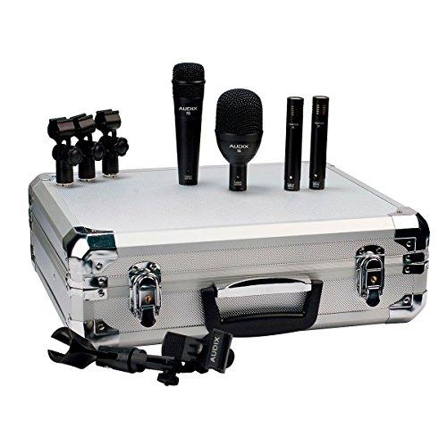 Audix Fp Quad 4-Piece Drum Microphone Pack
