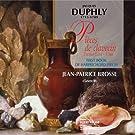 Jacques Duphly : Pi�ces de clavecin du 1er livre - Brosse
