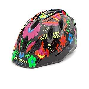 Giro 2015 Rascal Youth Bike Helmet (Black Pajaro - S/M 46-50 cm)