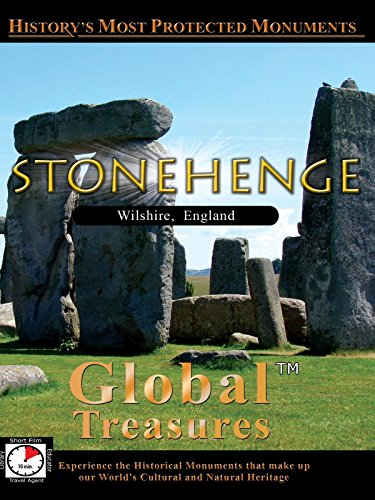 Global Treasures Stonehenge England