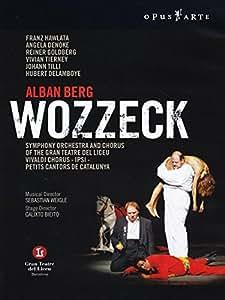 Berg;Alban Wozzeck [Import]