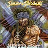 Join the Army by Suicidal Tendencies (1990) Audio CD