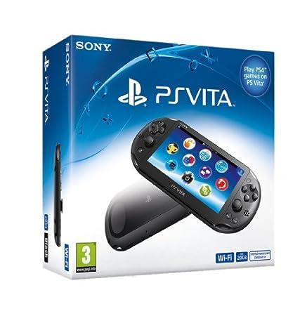 Sony PlayStation Vita [New Slim 2014 version]