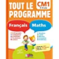 Tout le programme Fran�ais/Maths - CM1