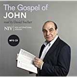 NIV Gospel of John: Read by David Suchet