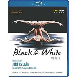 Black & White Ballets [Blu-ray]