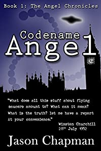 Codename Angel by Jason Chapman ebook deal