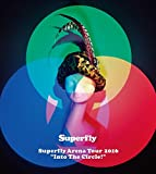 "Superfly Arena Tour 2016""Into The Circle!"" (Blu-ray+CD)(初回限定盤)"