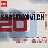 Shostakovich: Symphony No. 1, Piano Concerto No. 2, violin Concerto No. 1, Cello Concerto No. 1