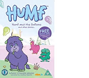 Humf and the Balloons and Other Stories [DVD]