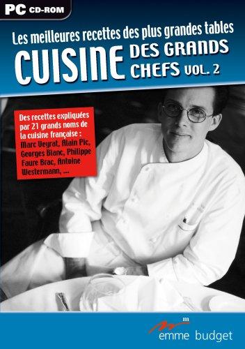 Cuisine des grands chefs vol 2 les meilleures recettes - Les grands chefs de cuisine francais ...