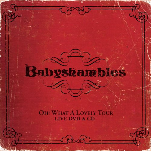 Babyshambles - Oh What A Lovely Tour (CD/DVD) - Zortam Music