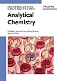 img - for Analytical Chemistry: A Modern Approach to Analytical Science book / textbook / text book