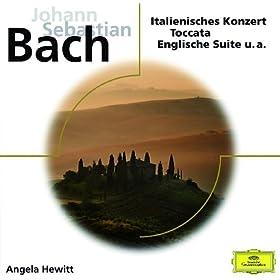 Bach: Italienisches Konzert / Toccata