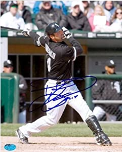 Paul Konerko Autographed Hand Signed 8x10 photo (Chicago White Sox) IMAGE #2 by Hall+of+Fame+Memorabilia