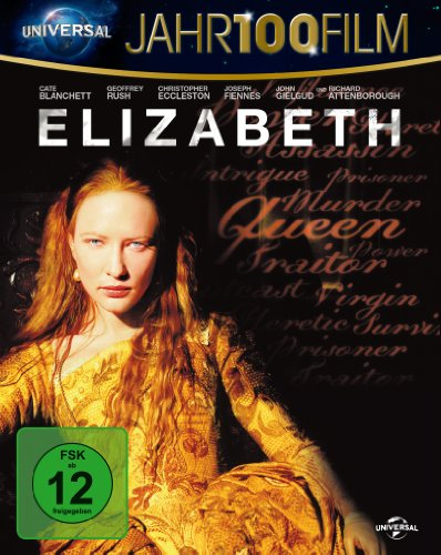 Elizabeth - Jahr100Film [Blu-ray]