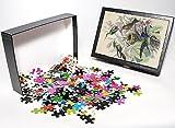 Photo Jigsaw Puzzle of Four hummingbirds...