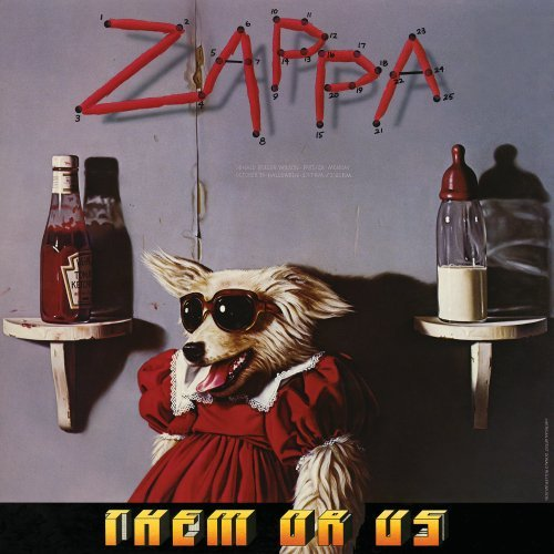 Frank Zappa - Them Or Us - Zortam Music