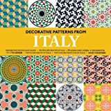 echange, troc Pepin Press - Decorative patterns from Italy : Motifs décoratifs d'Italie (1Cédérom)