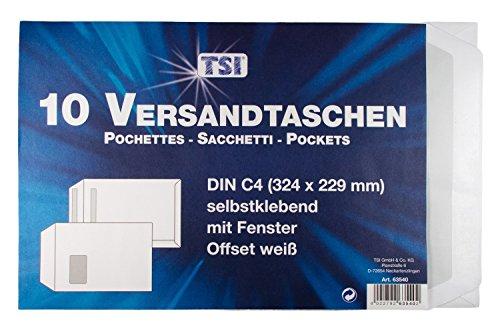 tsi-buste-da-lettera-formato-din-c4-con-finestrella-10-pz
