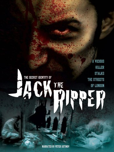 The Secret Identity of Jack the Ripper Cover