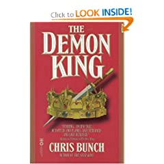 The Demon King by Chris Bunch