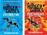 Catching Fire & Mockingjay Books 2 & 3 Of the Hunger Games Trilogy (Hunger Games Trilogy)