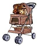 ピースマイル(p-smile) ペットカート キャリー バギー お散歩 お出かけ 折り畳み式