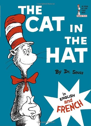 The Cat in the Hat – Bilingual