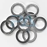 PA (10) OEM Oil Drain Plug Washer Gaskets For Mazda Part# 9956-41-400