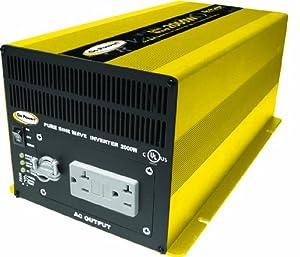 Go Power! GP-SW2000-12 2000-Watt Pure Sine Wave Inverter by Go Power!