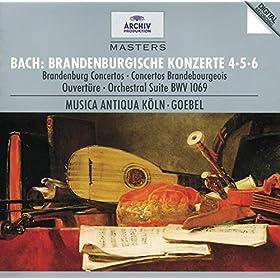 J.S. Bach: Suite No.4 In D, BWV 1069 - 3. Gavotte