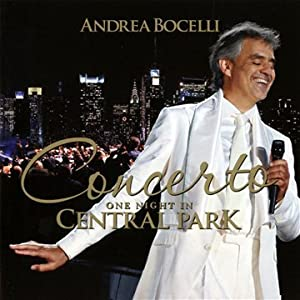 Concerto One Night In Central Park from Decca