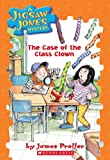img - for The Case of the Class Clown (Jigsaw Jones Mystery, No. 12) book / textbook / text book