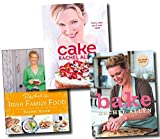 Rachel Allen Rachel Allen collection 3 Books Set (Cake, Bake, Irish family food)