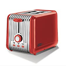 Dash GO Compact Toaster - Red