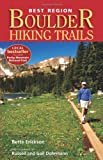 img - for Best Boulder Region Hiking Trails book / textbook / text book