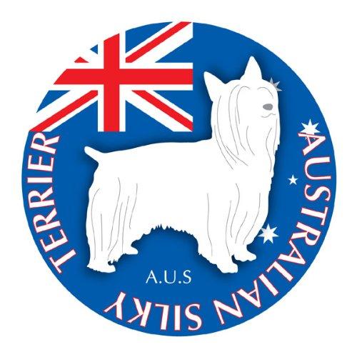 オーストラリアンシルキーテリア マウスパッド