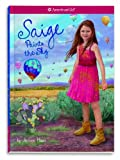 img - for Saige Paints the Sky (American Girl Today) book / textbook / text book