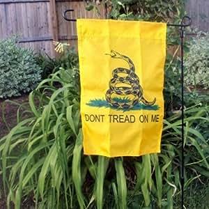 Gadsden Garden Flag (flag only)